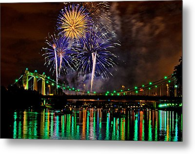 Metal Print featuring the photograph Celebration Time by RC Pics