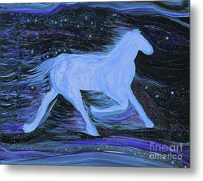 Celestial By Jrr Metal Print by First Star Art