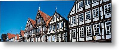 Celle Niedersachsen Germany Metal Print by Panoramic Images