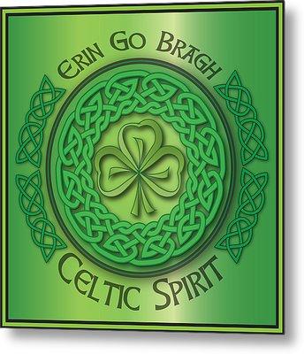 Celtic Spirit Metal Print