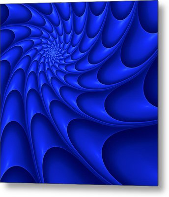 Centric-95 Metal Print by RochVanh