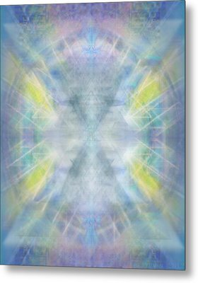 Metal Print featuring the digital art Chalice For Re-membering by Christopher Pringer
