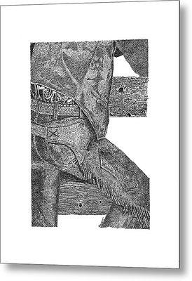 Chaps 1 Metal Print