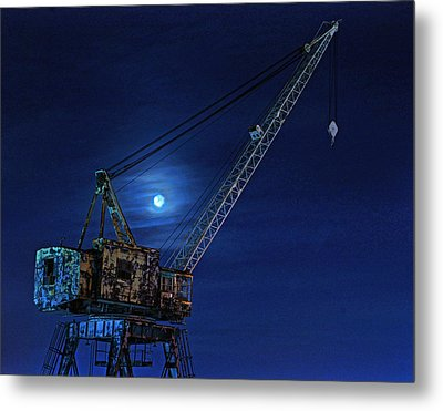 Charlestown Navy Yard 02 Metal Print