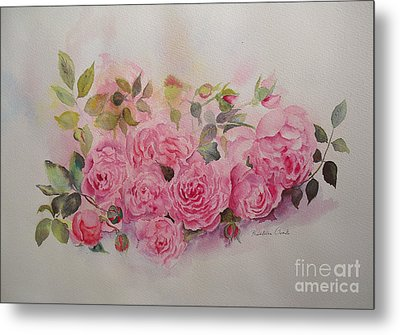 Charm Metal Print by Beatrice Cloake