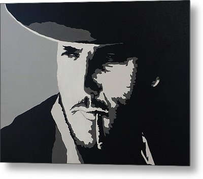 Metal Print featuring the photograph Charro by Natalie Ortiz