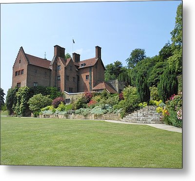 Chartwell Churchill Home Metal Print by Kay Gilley