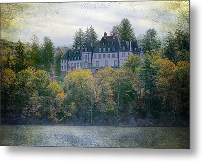 Chastellux Once Upon A Time Metal Print by Joan Carroll