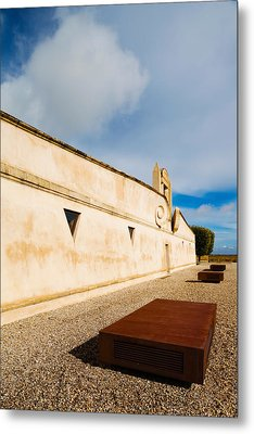 Chateau Pichon Longueville Baron Winery Metal Print by Panoramic Images