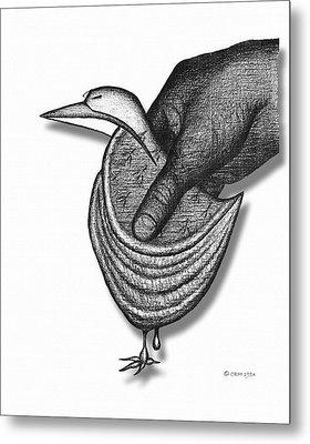 Chausson Aux Pommes Metal Print by Carl Hunter