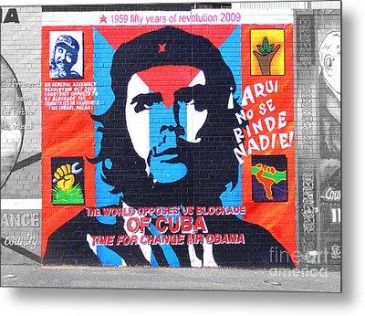Che Guevara Metal Print