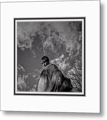 Metal Print featuring the photograph Cheaubriand #d by Karo Evans