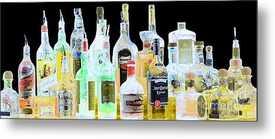 Metal Print featuring the photograph Cheers by Cheryl Del Toro