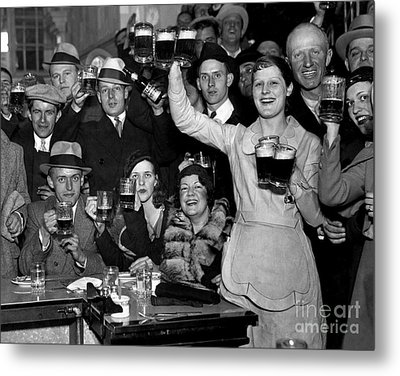 Cheers Metal Print by Jon Neidert