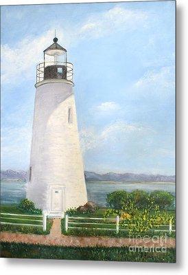 Chesapeake Lighthouse Metal Print
