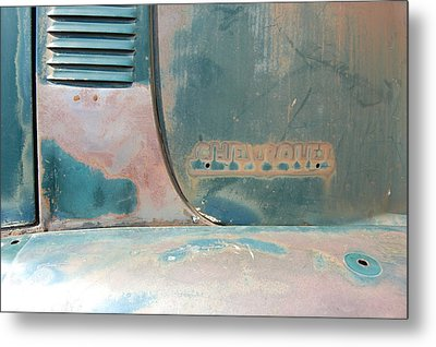 Chevorlet Fade Metal Print by Jame Hayes