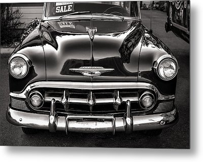 Chevy For Sale Metal Print by Ari Salmela