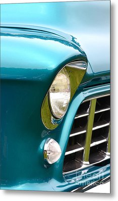 Chevy Pickup Metal Print by Dean Ferreira