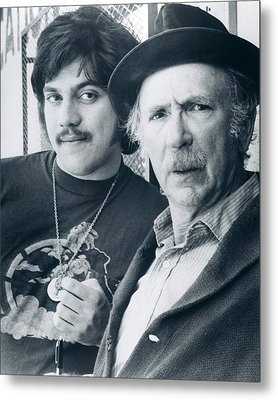 Chico And The Man  Metal Print