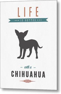Chihuahua 01 Metal Print