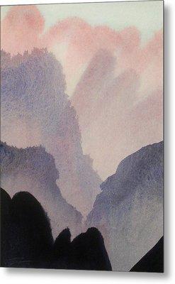 China Metal Print by Ed  Heaton