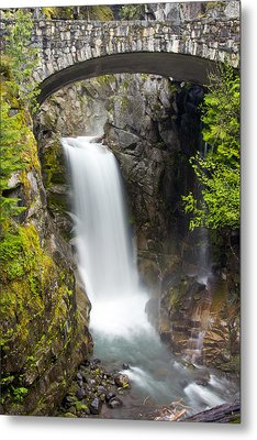 Christine Falls Metal Print by Bob Noble Photography
