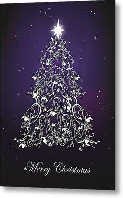 Christmas 1-13 Metal Print
