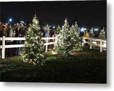 Christmas At The Ellipse - Washington Dc - 01133 Metal Print