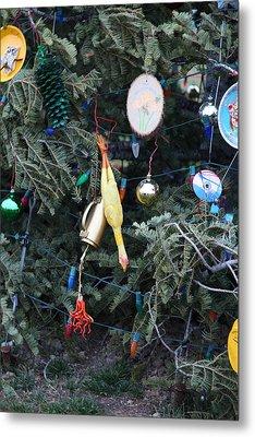 Christmas At U.s. Capitol - Washington Dc - 01132 Metal Print by DC Photographer