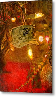 Christmas Cover  Metal Print