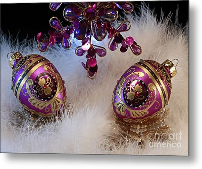 Christmas Past Metal Print by Inspired Nature Photography Fine Art Photography