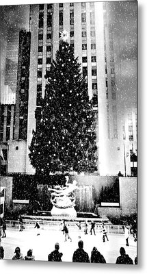 Christmasing With You Metal Print by Diana Angstadt