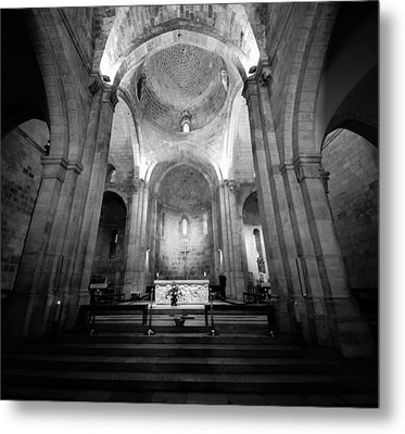 Church At Bethesda Metal Print