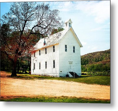 Metal Print featuring the photograph Church At Boxley by Marty Koch