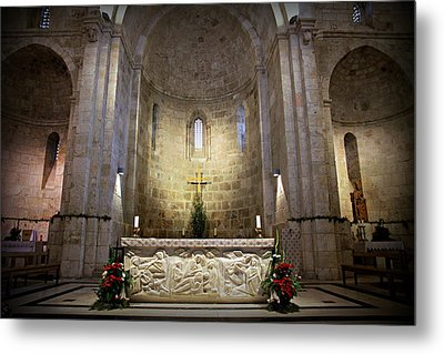 Church Of St. Anne Metal Print by Stephen Stookey