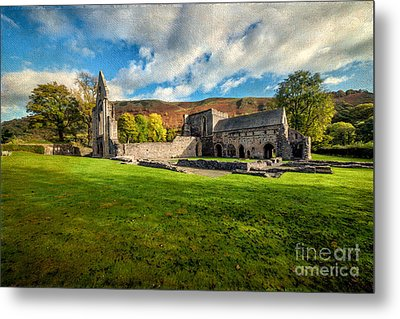 Church Of The Blessed Virgin Mary Metal Print