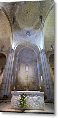 Church Of St. Anne Metal Print
