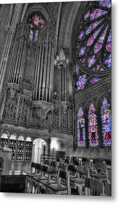 Church - The Cathedral Of Dreams II Metal Print by Lee Dos Santos