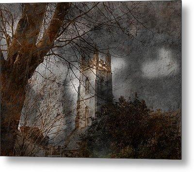 Church Tower Metal Print
