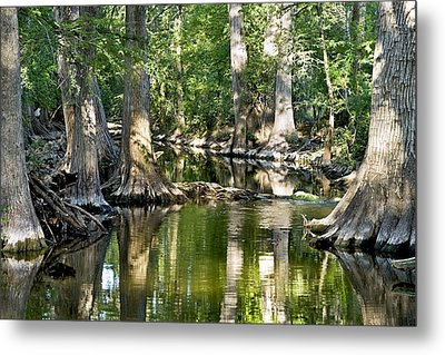 Cibolo Creek - 3 Metal Print