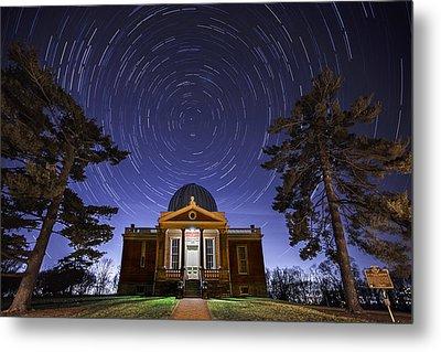 Cincinnati Observatory Metal Print by Keith Allen