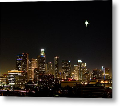 City Of Angels Metal Print