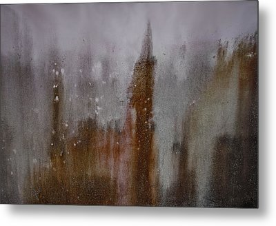 City Of Nowhere Metal Print