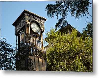 City Time  Metal Print