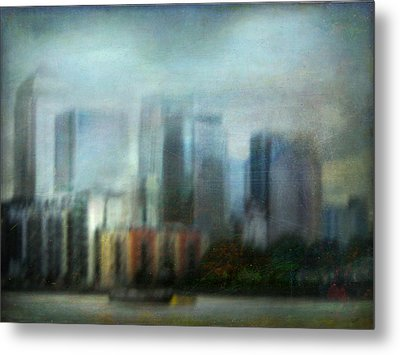 Metal Print featuring the photograph Cityscape #26 by Alfredo Gonzalez