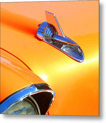 Classic Car 1 Metal Print by Art Block Collections