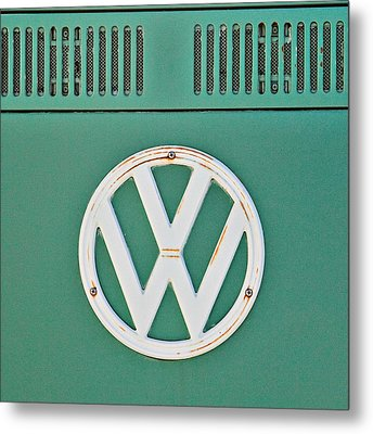 Classic Car 8 Metal Print by Art Block Collections