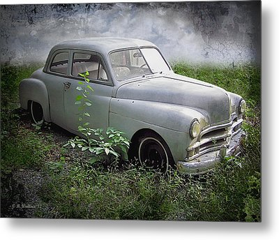 Classic Car Metal Print by Brian Wallace