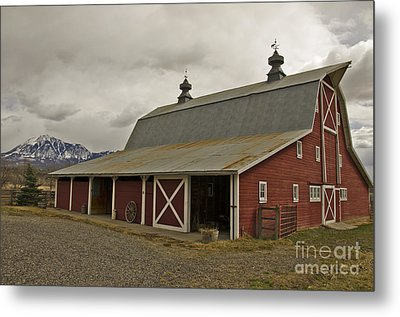 Classic Colorado Country  Metal Print