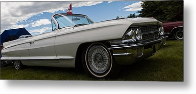 Metal Print featuring the photograph Classic Convertible by Mick Flynn